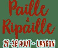 Logo Paille & Ripaille Langon